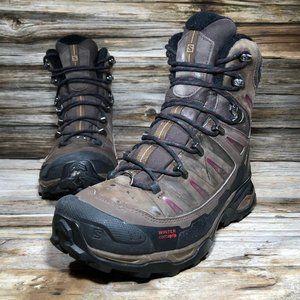 Salomon X Ultra Winter Outdoor Waterproof Boots 7